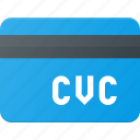 action, bank, card, cvc, security icon