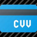 action, bank, card, cvv, security icon