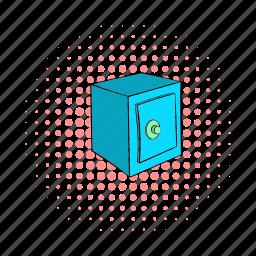 blog, box, comics, deposit, safety, security, site icon