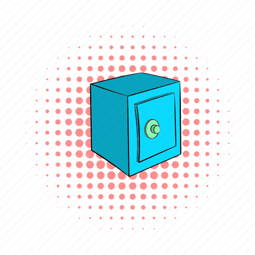 blog, box, comics, deposit, safety, security, site icon