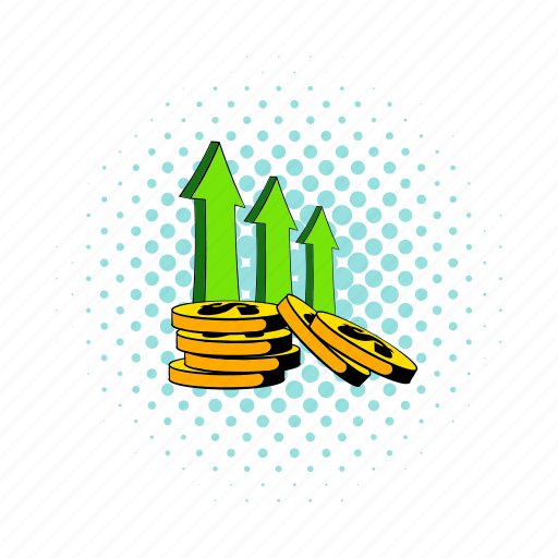 blog, business, cash, comics, income, increase, site icon