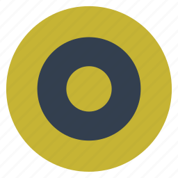 circle, home, interface, menu, point, spot icon