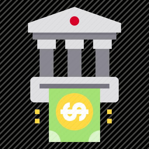 baking, bank, cash, dollar, pay icon