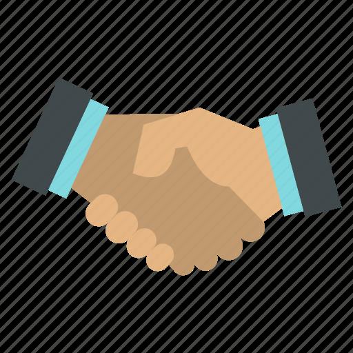 agreement, contract, deal, hand, handshake, meeting, partnership icon