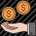 income, investment, saving, money, profit