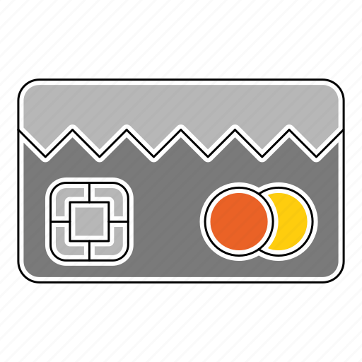 cards, credit, mastercard, money, payment icon