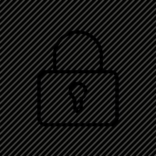 block, blocked, lock icon