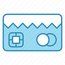 banking, cards, credit, finance, money, payment icon