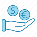 banking, business, finance, funding, money, payment icon