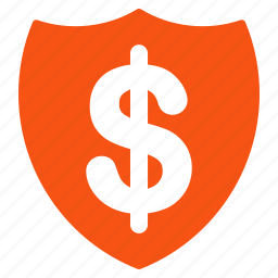 deposit, insurance, protect, protection, safety, security, shield icon