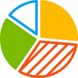 analytics, charts, diagram, graph, pie chart, report, statistics icon