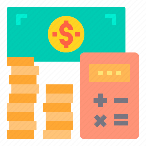 banking, business, calculator, finance, payment icon