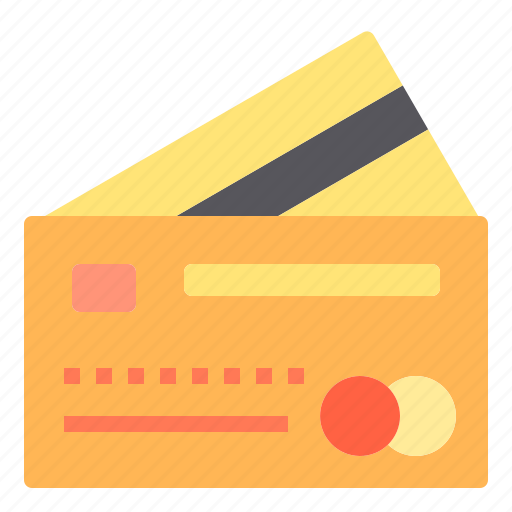 banking, business, card, credit, finance, payment icon