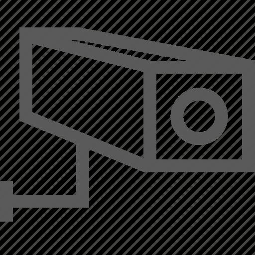 camera, cctv, guard, security, surveillanc icon