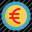 commerce, finance, india, money, rupee icon