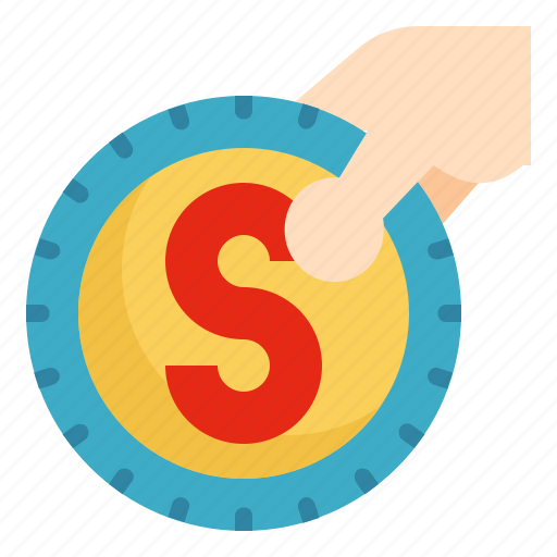 money, online, pay, payment, store icon