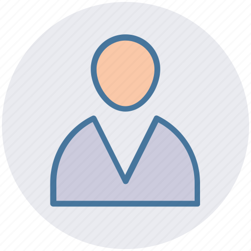 employee, employer, guy, human, man, user, worker icon