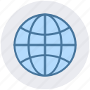 earth, global, international, map, planet, world, world globe icon