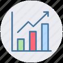 analytics, chart, graph, metrics, sales, stats