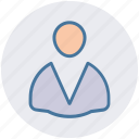 avatar, big boss, member, office worker, people, person, user icon