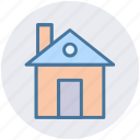 apartment, building, home, house, property icon