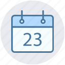 appointment, calendar, date, date picker, day, schedule