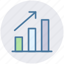 analytics, business, chart, finance, graph, sales icon