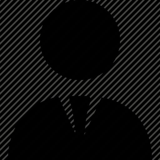 avatar, businessman, businessperson, employer, manager icon