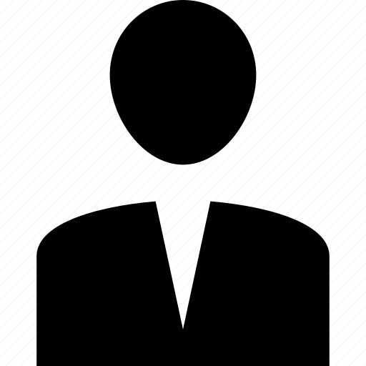 avatar, businessman, man, person, profile icon