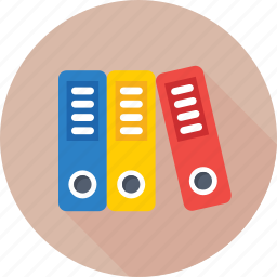 archives, documents, file folder, file storage, files rack icon