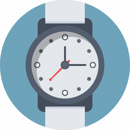 business, hand watch, timer, watch, wrist watch icon