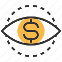 cash, focus, business, coin, currency, dollar, money