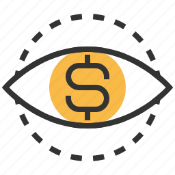 business, cash, coin, currency, dollar, focus, money icon