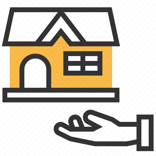 building, construction, estate, home, loan, property, real icon
