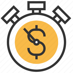 clock, is, money, speed, time, timer, watch icon