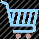basket, cart, finance, shopping, shopping cart, store icon