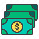 banking, business, money, payment icon