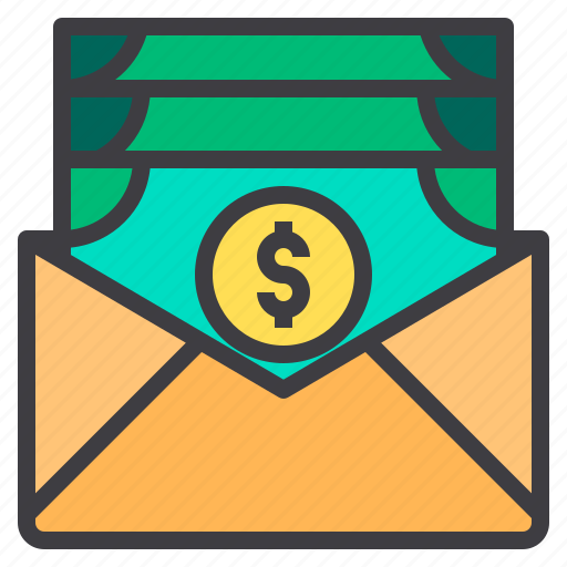 banking, business, cash, payment icon