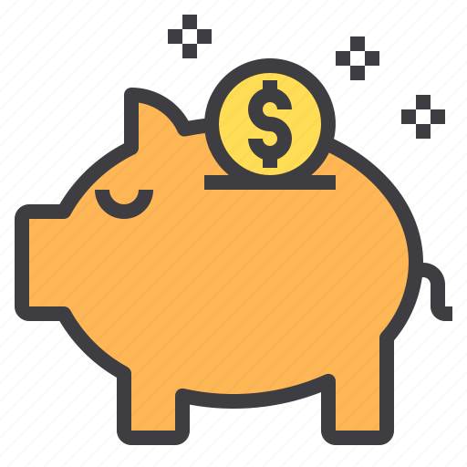 banking, business, money, payment, saving icon