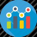 bar chart, bar graph, graph, growth, statistics