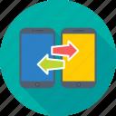 data exchange, data share, mobile connectivity, mobile data