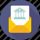 banking, building, envelope, property paper, real estate