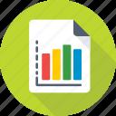 analysis, business report, graph report, report, statistics