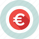 currency exchange, euro, euro value, european, money exchange icon