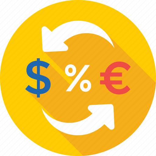 currency, currency exchange, foreign exchange, money exchange, value icon