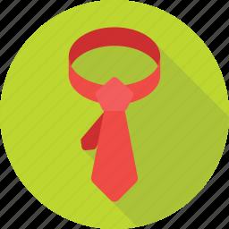 fashion, formal tie, necktie, tie, uniform tie icon