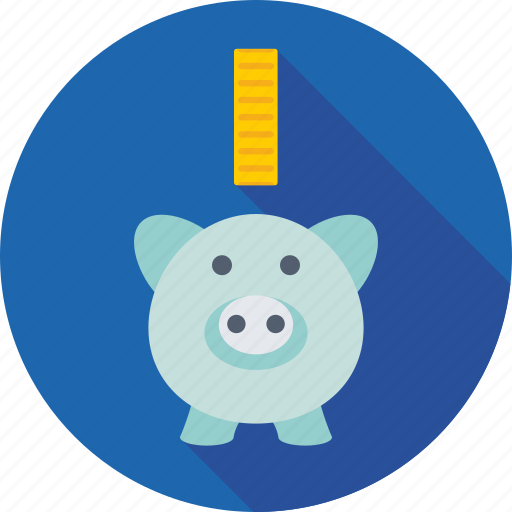 cash bank, economy, money bank, piggy bank, saving icon