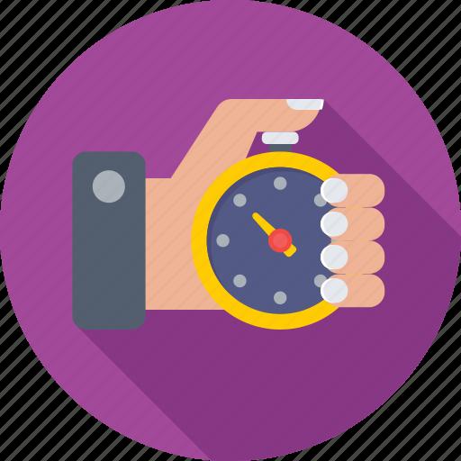 chronometer, referee, referee watch, stopwatch, timepiece icon
