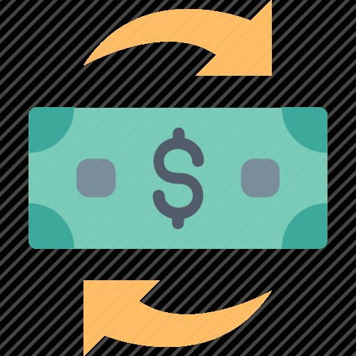Market, money, banking, circulation, exchange, finance, payment icon - Download on Iconfinder