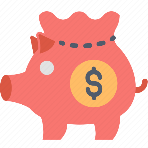 Money, savings, banking, currency, economy, finance, piggybank icon - Download on Iconfinder